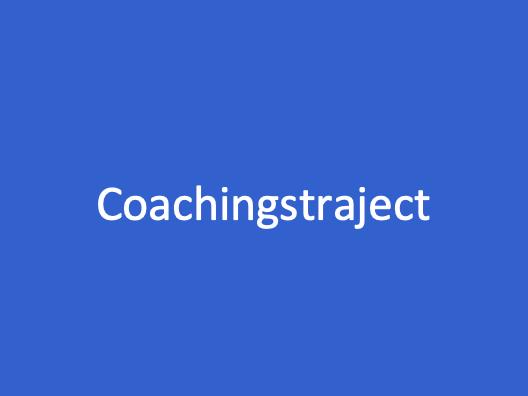Coachingstraject